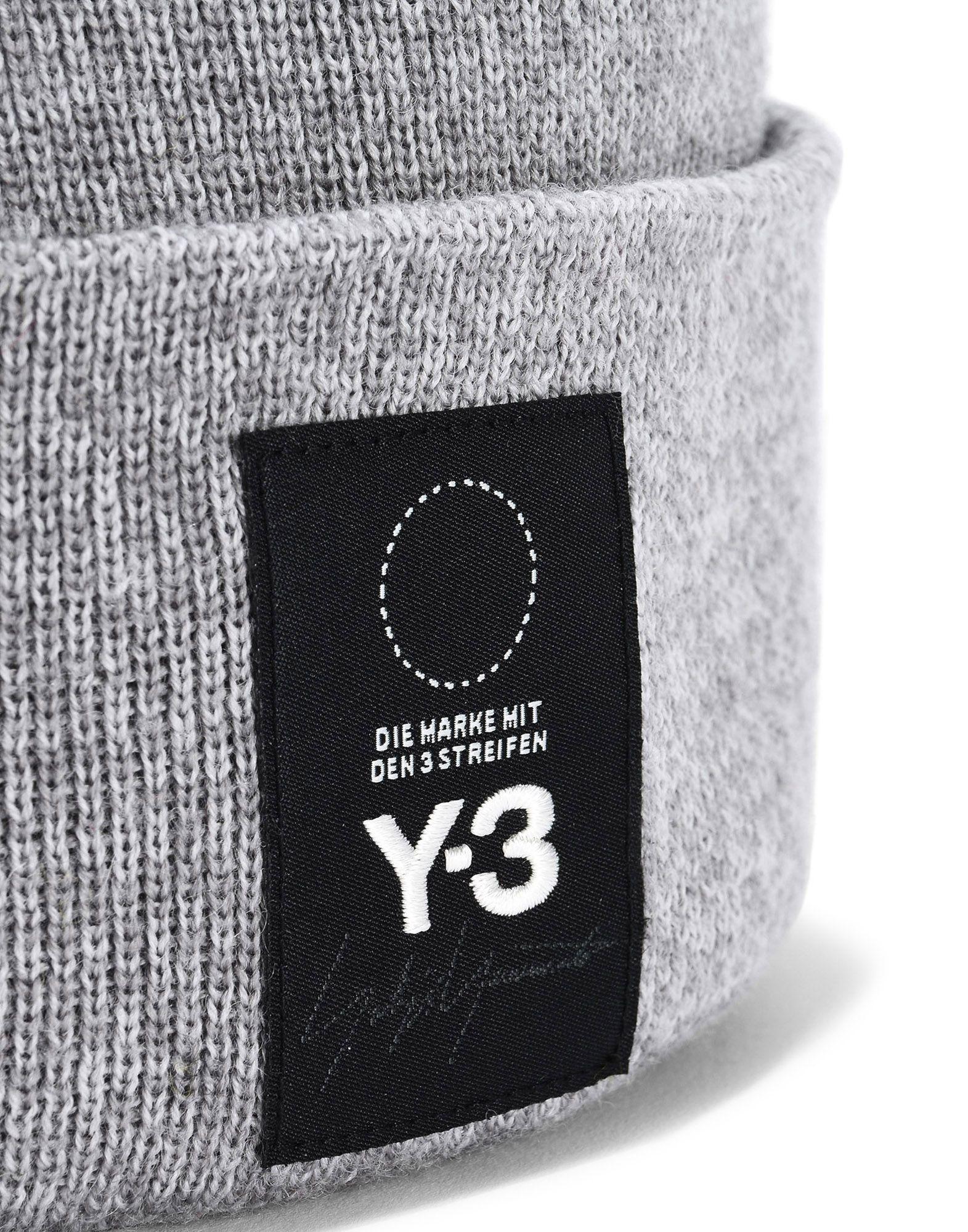 Y-3 Y-3 Logo Beanie Beanie E d