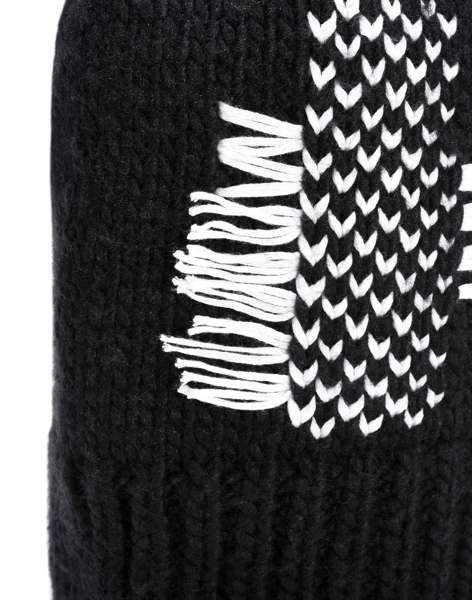 Y-3 Y-3 Knit Beanie Kappe E d