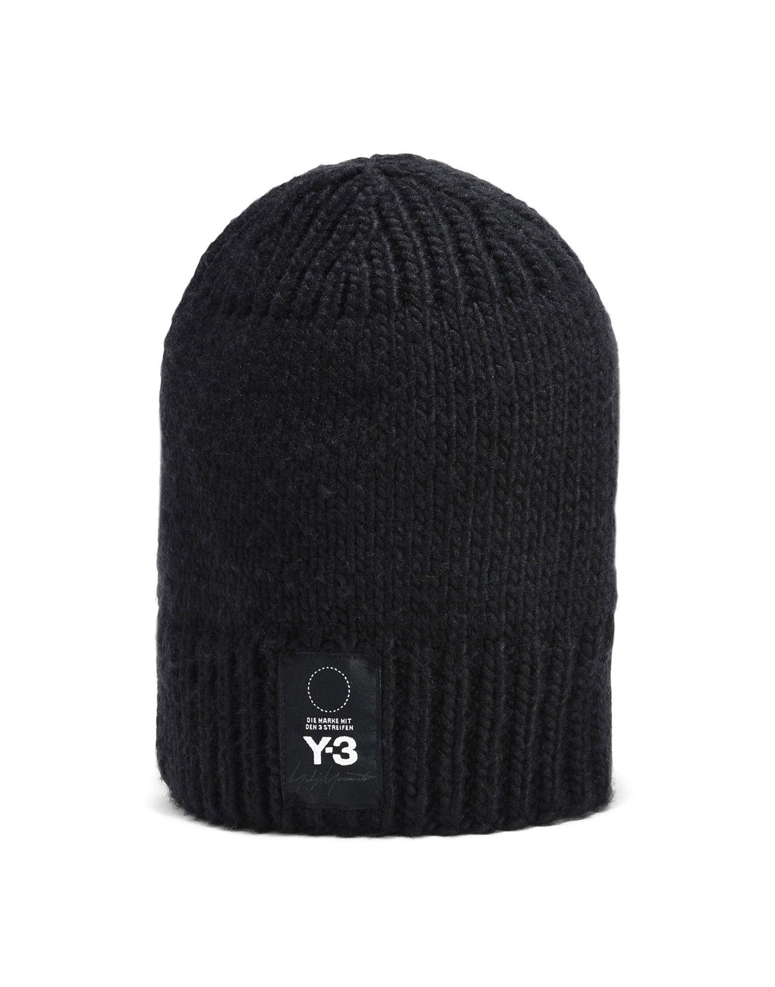 Y-3 Y-3 Knit Beanie Beanie E f