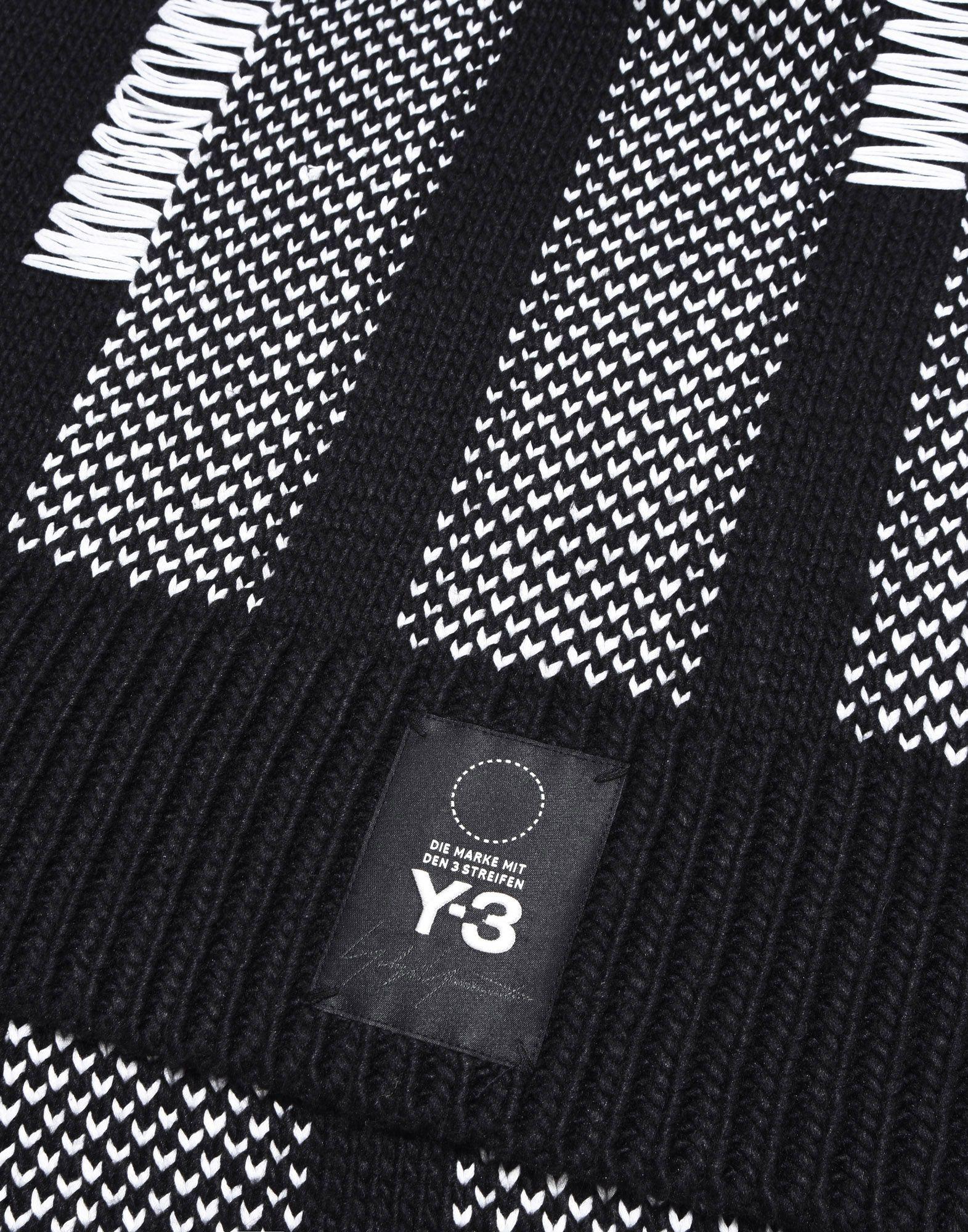Y-3 Y-3 Knit Scarf Scarf E d