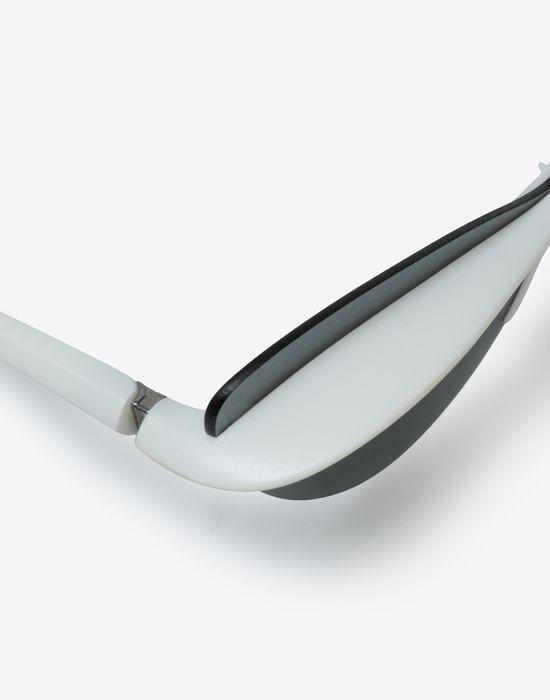 MAISON MARGIELA White MMECHO001 Eyewear [*** pickupInStoreShipping_info ***] e