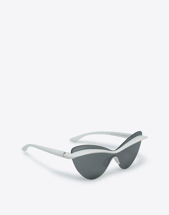 MAISON MARGIELA White MMECHO001 Eyewear [*** pickupInStoreShipping_info ***] r
