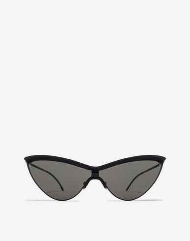 MAISON MARGIELA Eyewear Woman Pitch Black MMECHO002 f