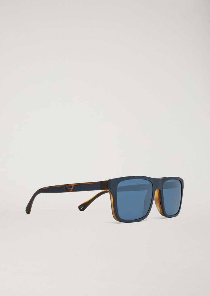 583c2c1a27c5 Special Project Glasses with Interchangeable Sunglass Lenses | Man | Emporio  Armani