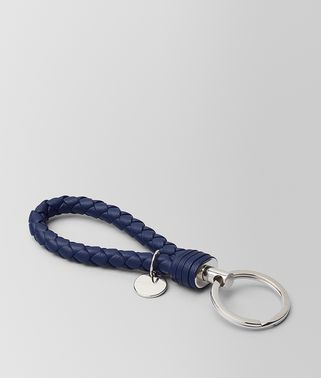 ATLANTIC INTRECCIATO NAPPA KEY HOLDER