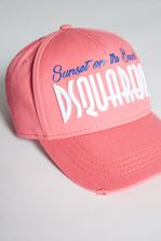 DSQUARED2 Sunset Baseball Cap Hat Man