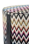 MISSONI HOME VERNAL CYLINDER POUF E, Rear view