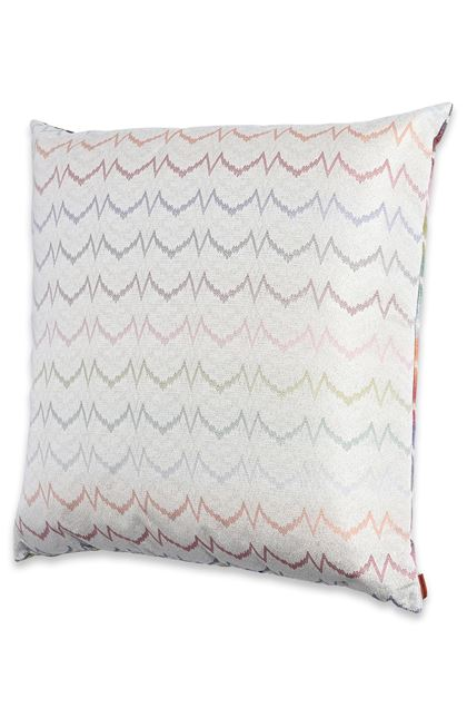 MISSONI HOME VICENZA CUSHION Beige E - Back