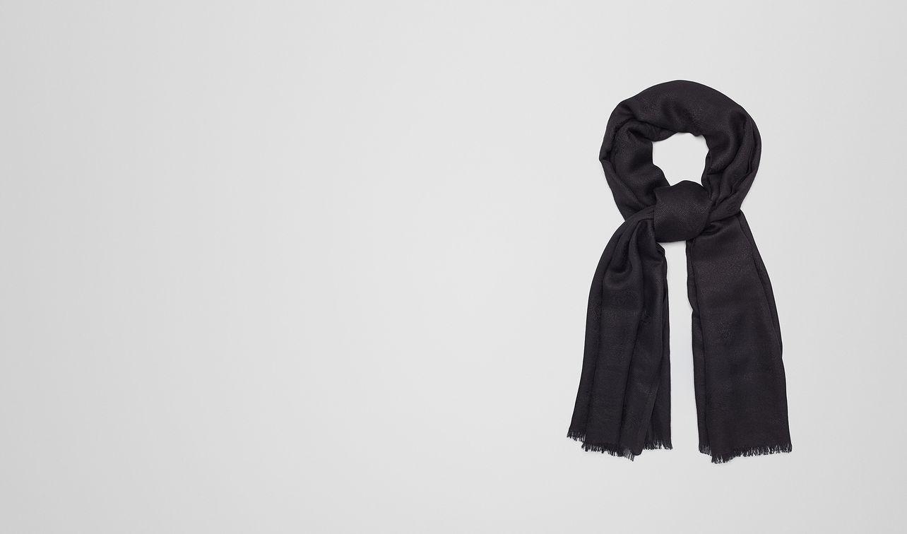 nero cashmere scarf landing