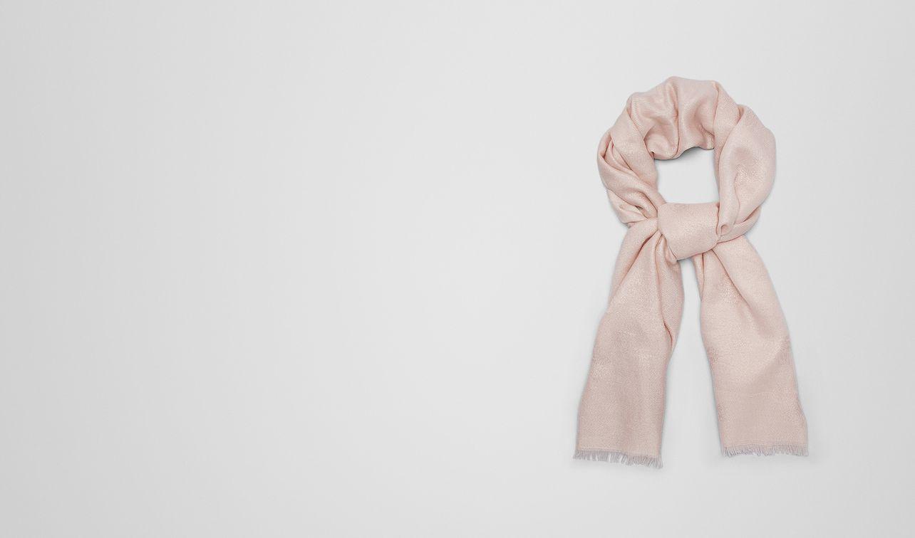 rose cashmere scarf landing