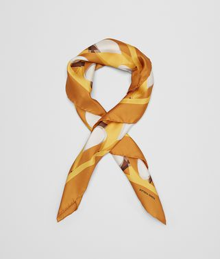 SUNSET SILK FOULARD
