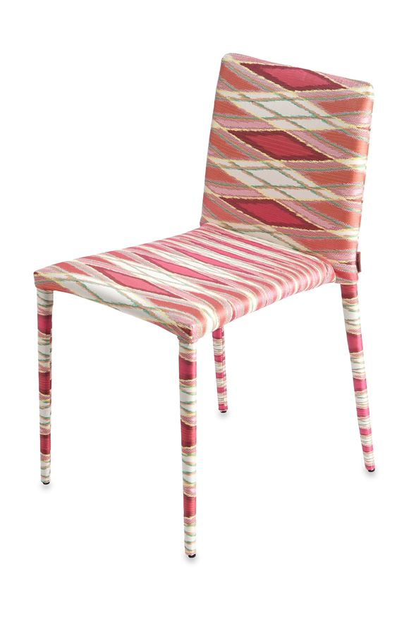 MISSONI HOME MISS CHAIR Fuchsia E