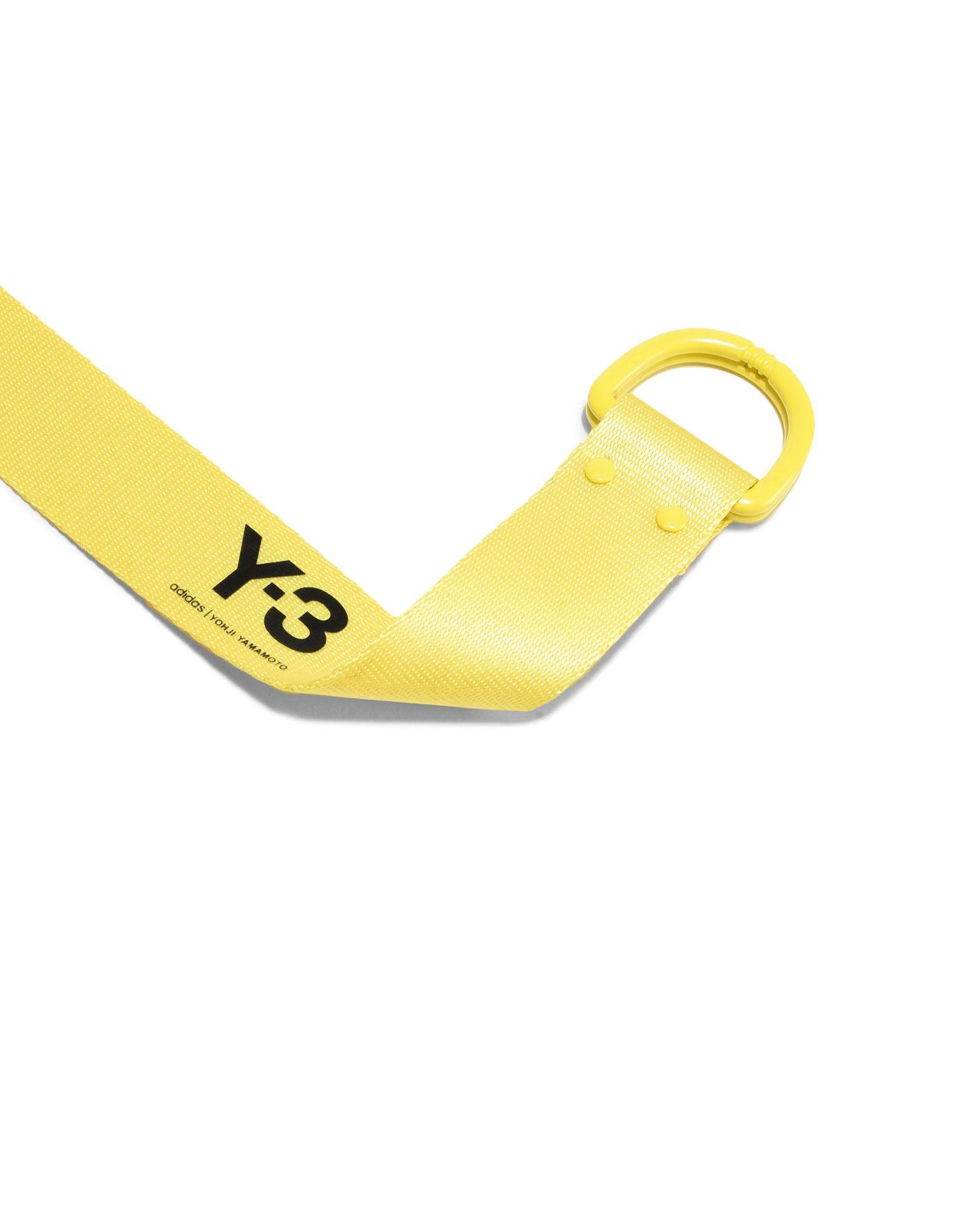 Y-3 Y-3 Logo Belt Belt E d