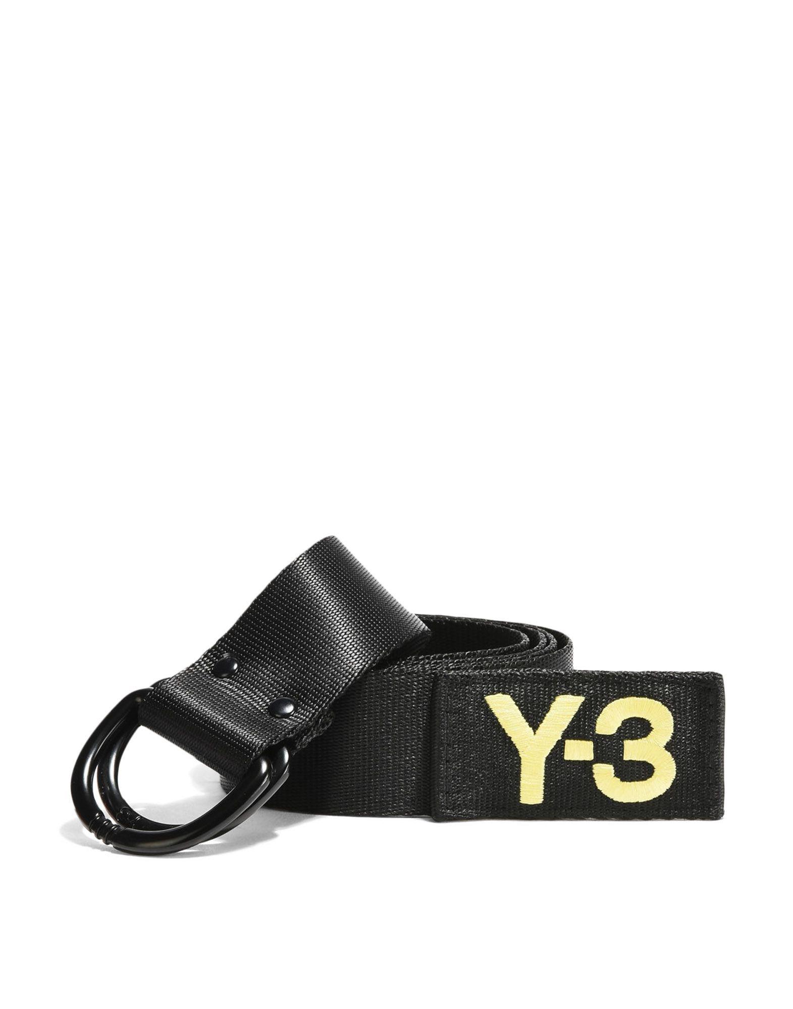 Y-3 Y-3 Slogan Belt Gürtel E f