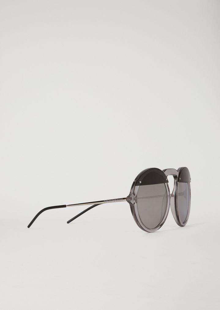 4b499617fa Oversized round sunglasses