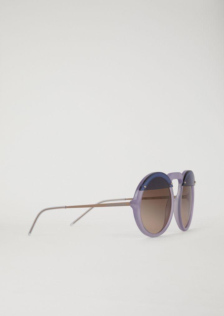 d2ea0af0e398 Oversized round sunglasses