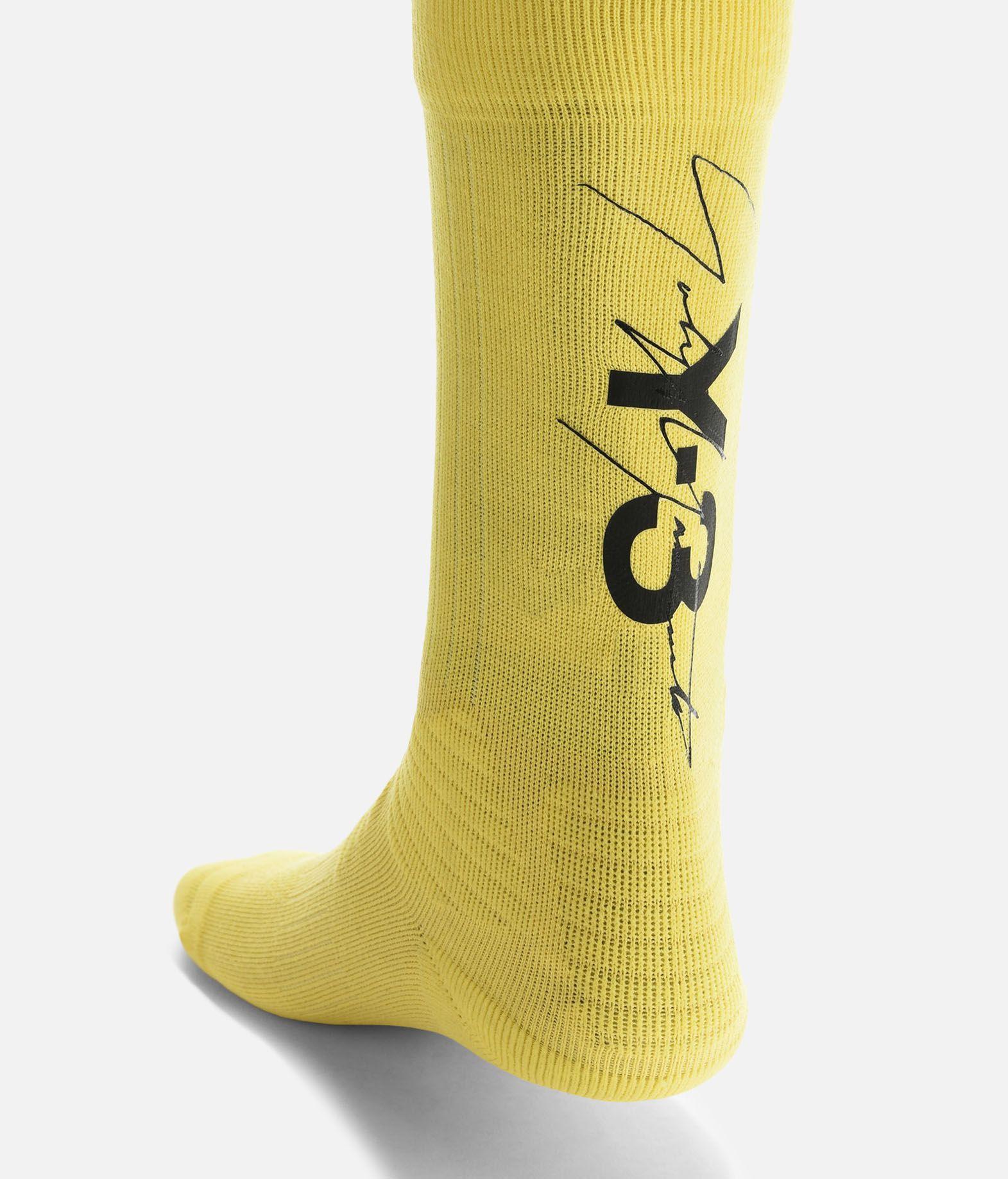 Y-3 Y-3 Tube Socks Короткие носки E d