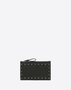 VALENTINO GARAVANI COIN PURSES & CARD CASES D Rockstud Coin Purse and Cardholder f