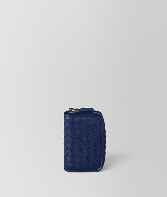 BOTTEGA VENETA ATLANTIC INTRECCIATO NAPPA COIN PURSE Card Case or Coin Purse [*** pickupInStoreShipping_info ***] fp