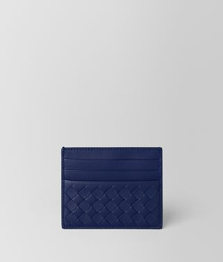 ATLANTIC INTRECCIATO NAPPA CARD CASE