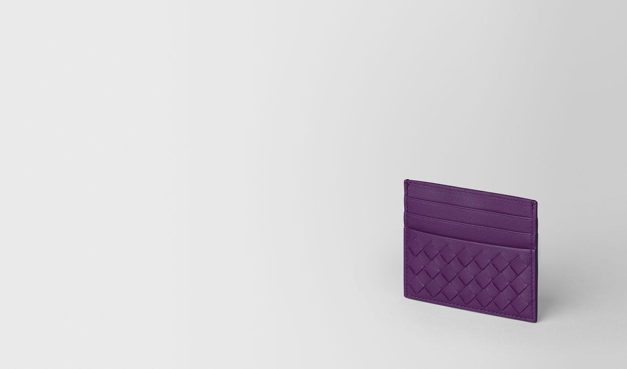 monalisa intrecciato nappa card case landing