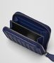 atlantic intrecciato nappa coin purse Front Detail Portrait