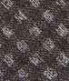 flanner/dark grey silk tie Front Detail Portrait
