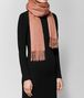 BOTTEGA VENETA OLD ROSE CASHMERE SCARF Scarf Woman rp