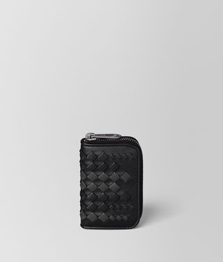 NERO/ARDOISE NAPPA COIN PURSE
