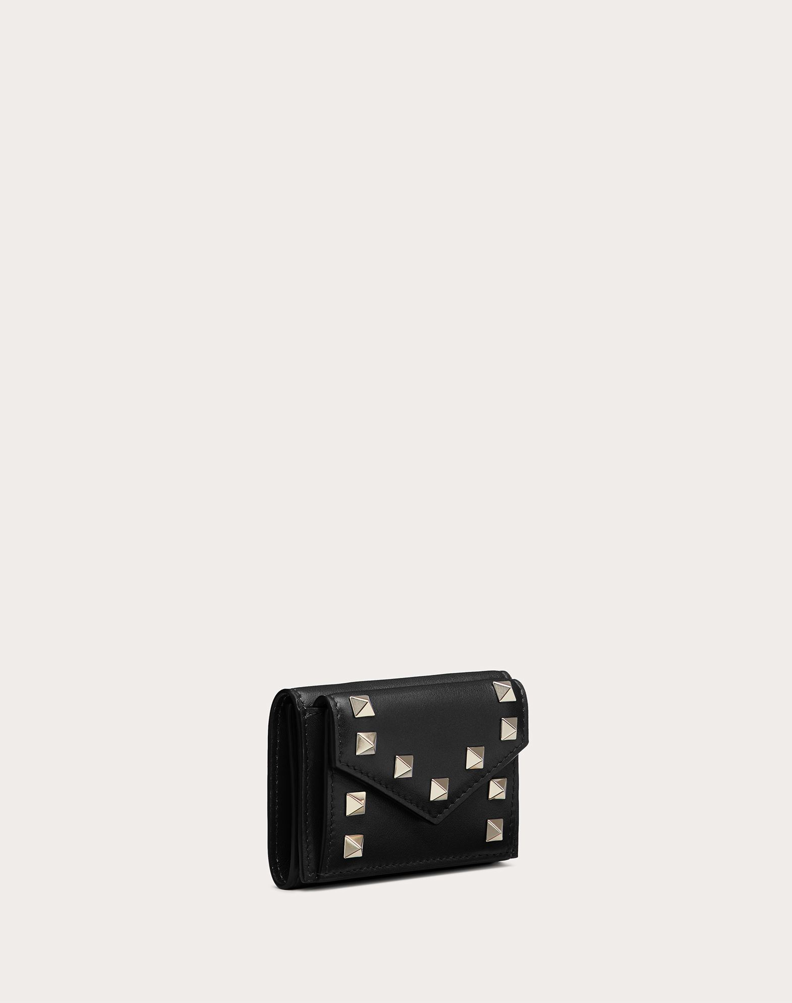 VALENTINO Studs Solid color Logo Snap button closure  46582189kp