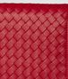 BOTTEGA VENETA CHINA RED INTRECCIATO NAPPA CHAIN WALLET CHAIN WALLET Woman ep