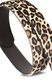 JUST CAVALLI Leopard-print belt with buckle Belt Woman d