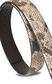 JUST CAVALLI Python-print belt with buckle Belt Woman d