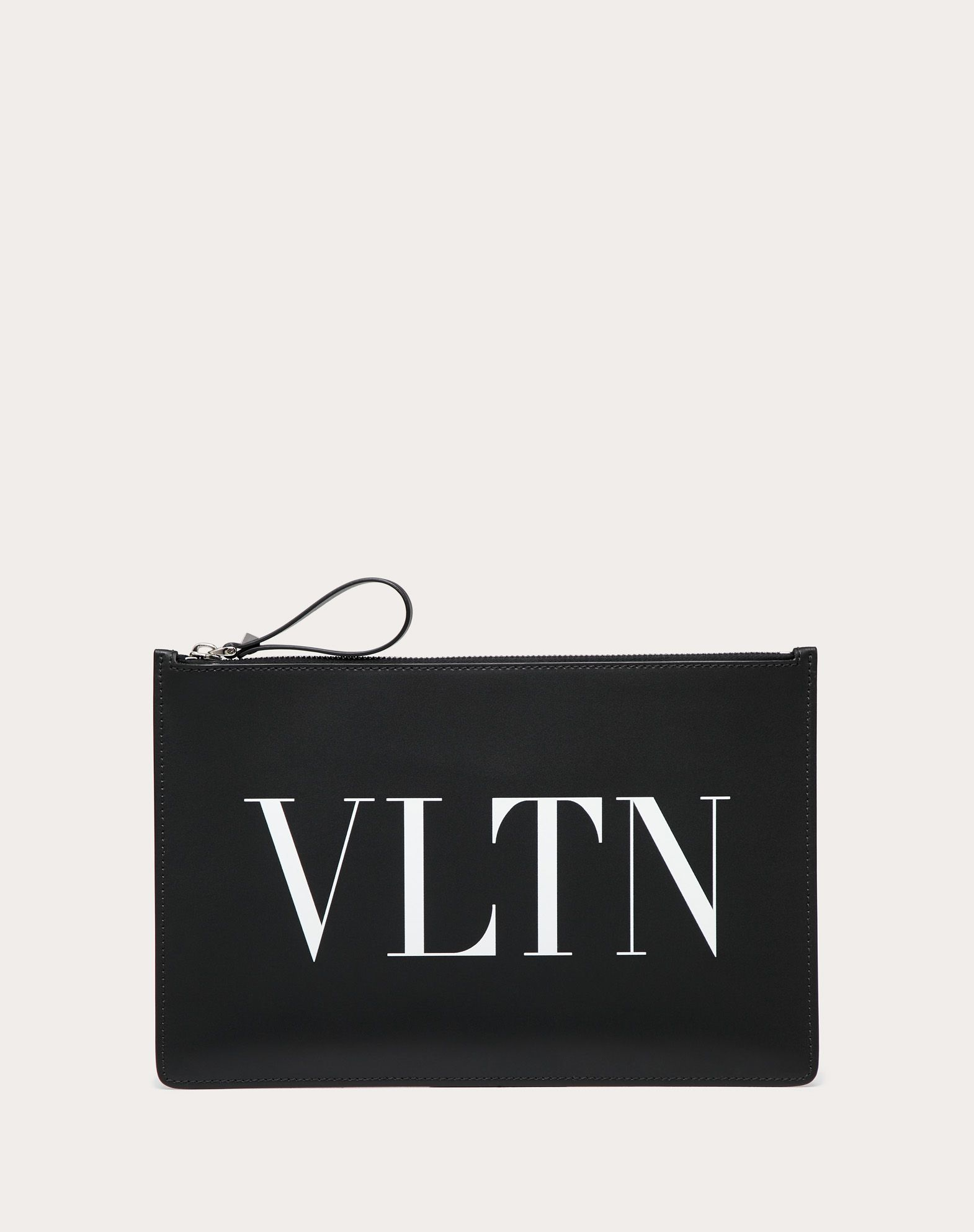 VALENTINO Logo Zip Internal pocket  46582711rr