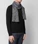 multicolor cashmere scarf Right Side Portrait