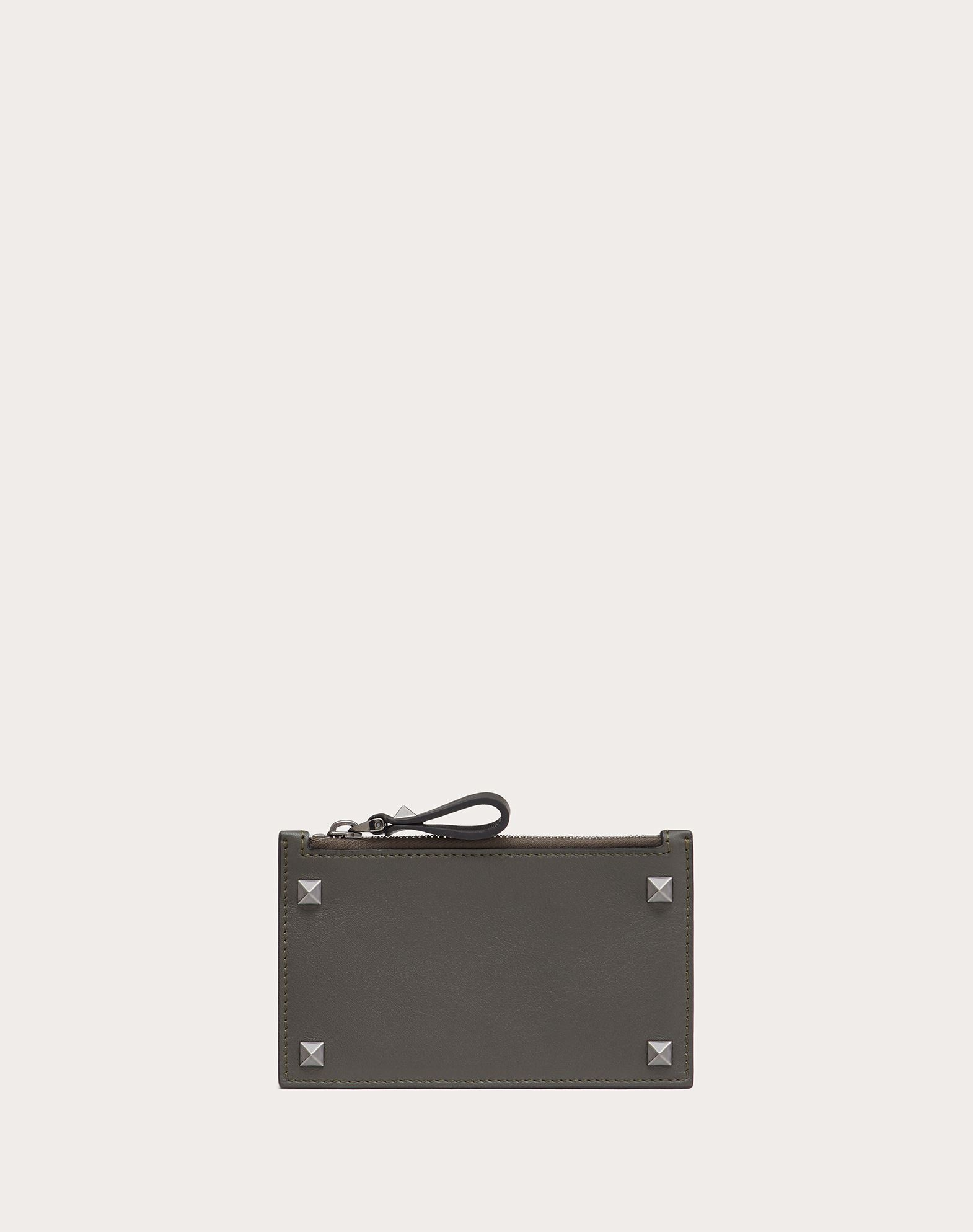 VALENTINO GARAVANI Rockstud card holder CARD CASE U f