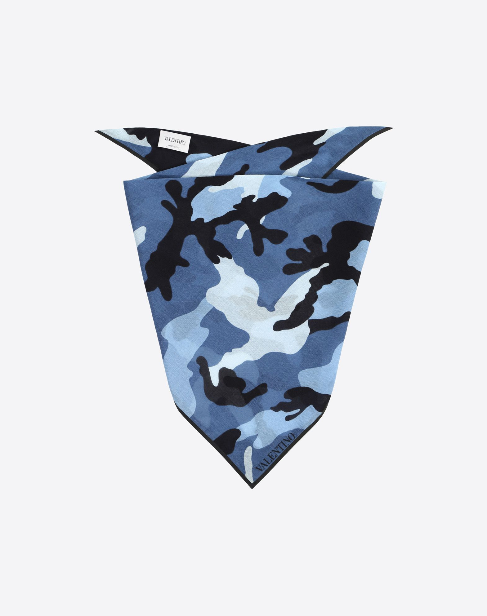 VALENTINO Estampado militar Logotipo  46583468ut