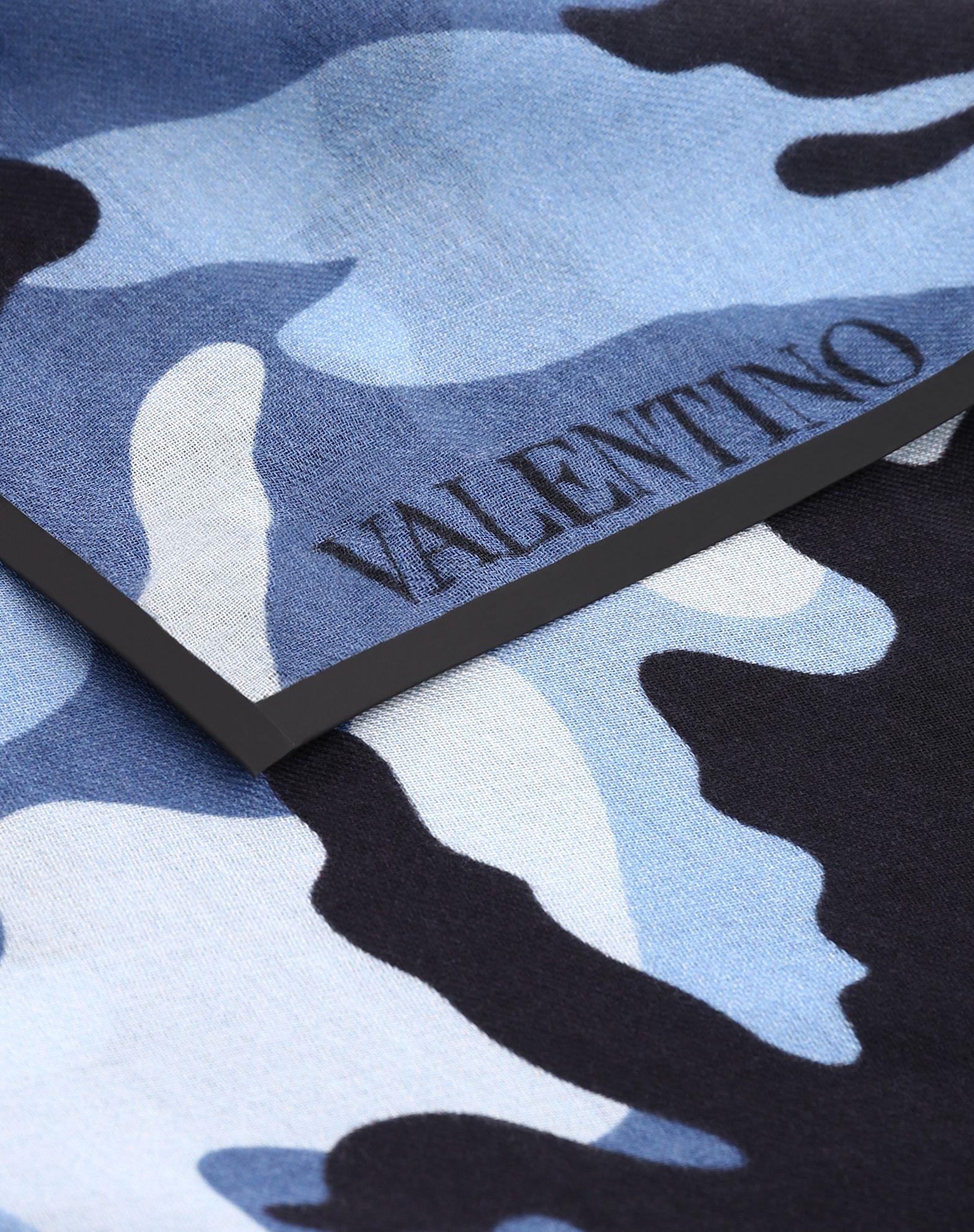 VALENTINO SETA Pañuelo bandana 70x70 cm Fular U d