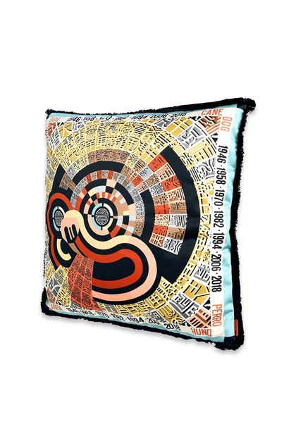 MISSONI HOME OROSCOPO CUSHION Black E - Back