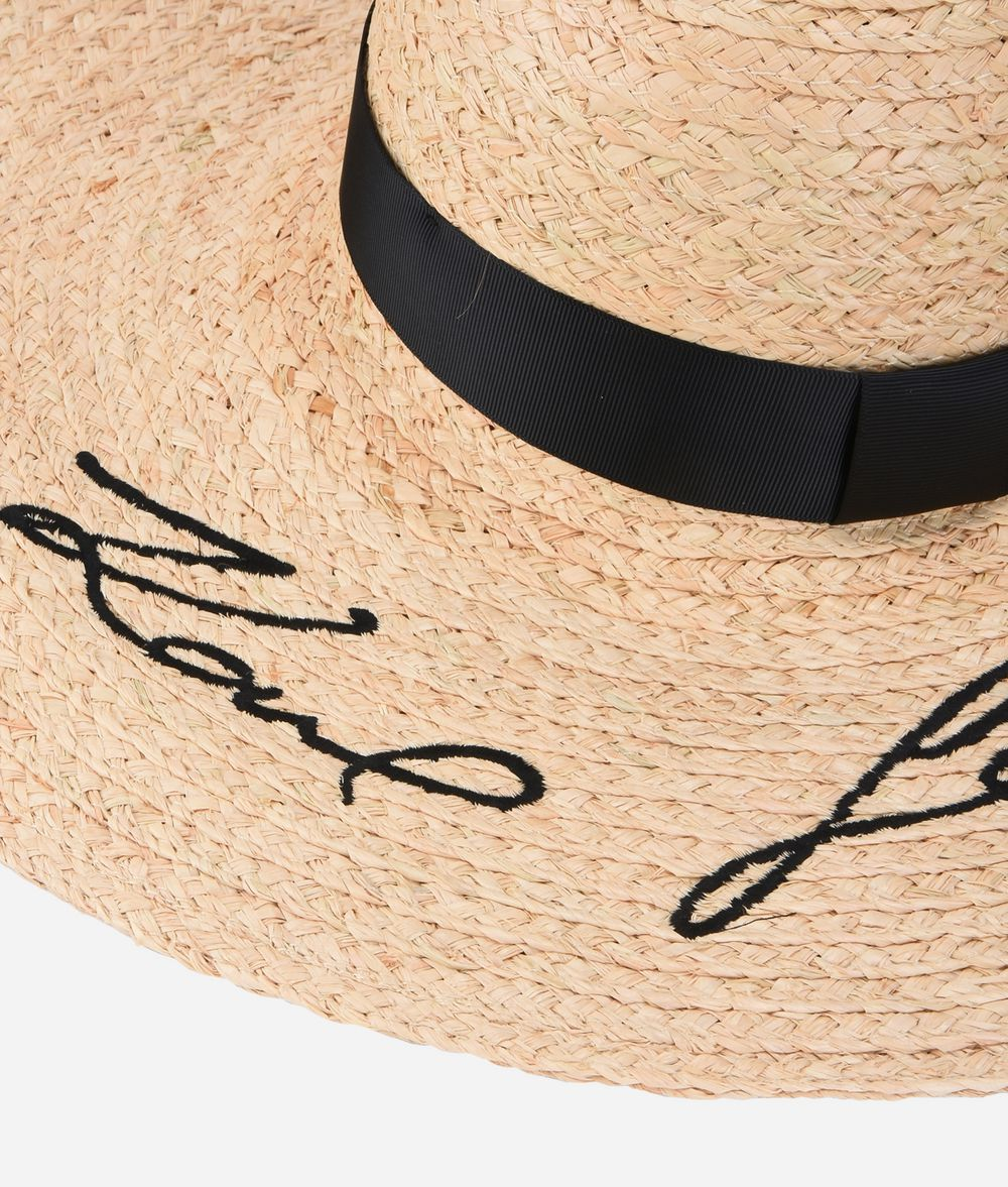 KARL LAGERFELD K/Stripes Hat  Hat Woman d