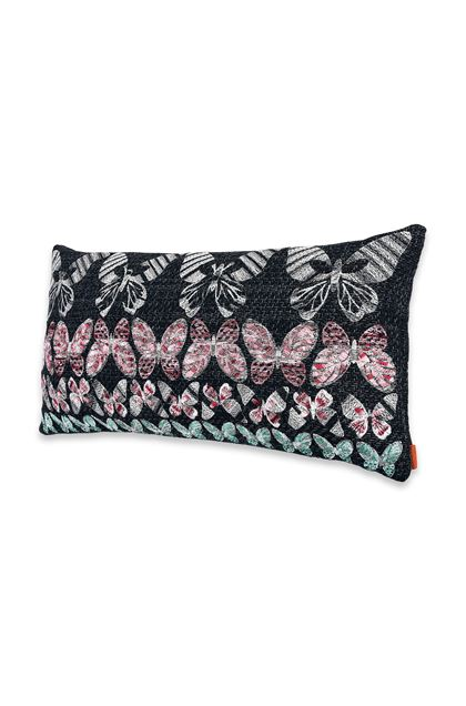MISSONI HOME VINDEL CUSHION Black E - Back