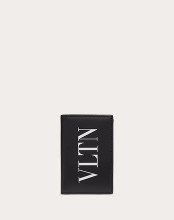 VALENTINO GARAVANI UOMO COIN PURSES & CARD CASES U VLTN card holder f