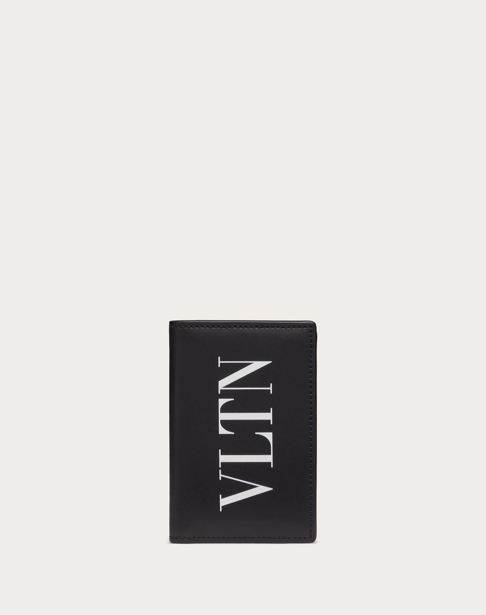 VALENTINO GARAVANI UOMO VLTN card holder COIN PURSES & CARD CASES U f
