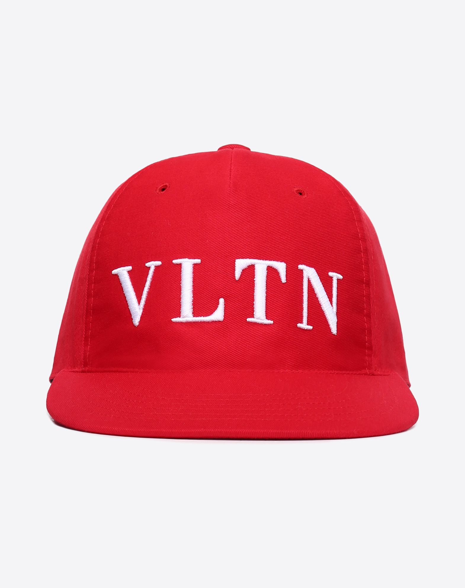 VALENTINO Gabardine Logo Fully lined Adjustable closure Hard visor  46584287er
