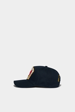 DSQUARED2 Canada Patch Baseball Cap Hat Man