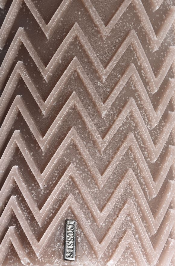 MISSONI HOME CHEVRON  CANDLE E, Side view