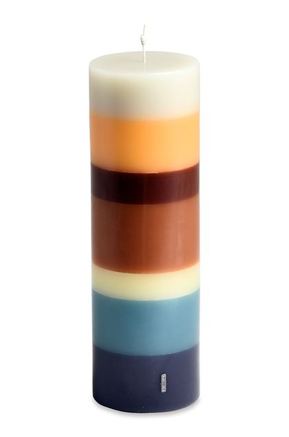 MISSONI HOME FLAME TOTEM CANDLE Brown E - Front
