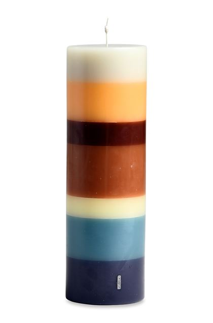 MISSONI HOME FLAME TOTEM CANDLE Brown E - Back