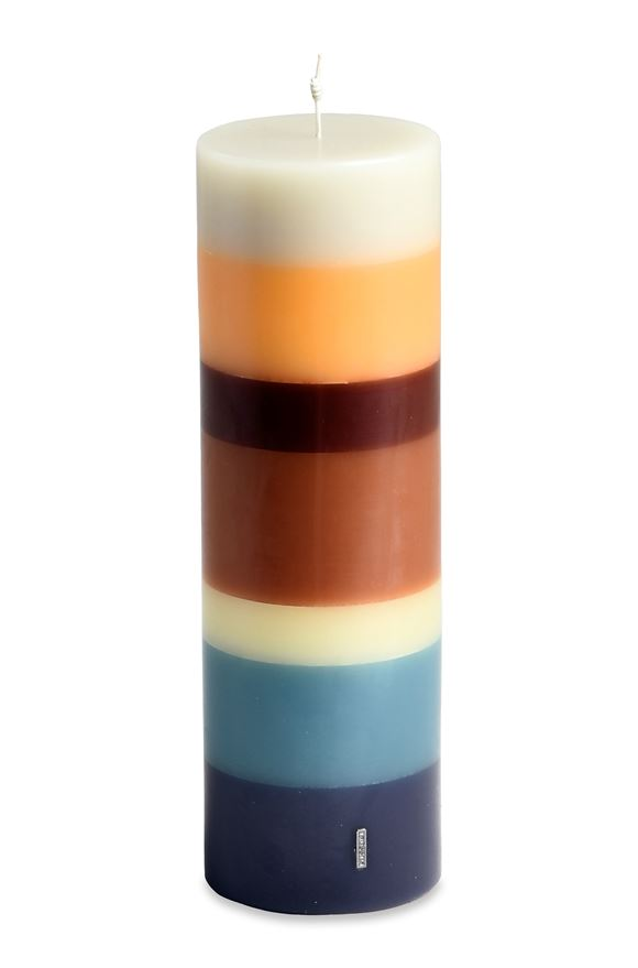MISSONI HOME FLAME TOTEM CANDLE E, Rear view