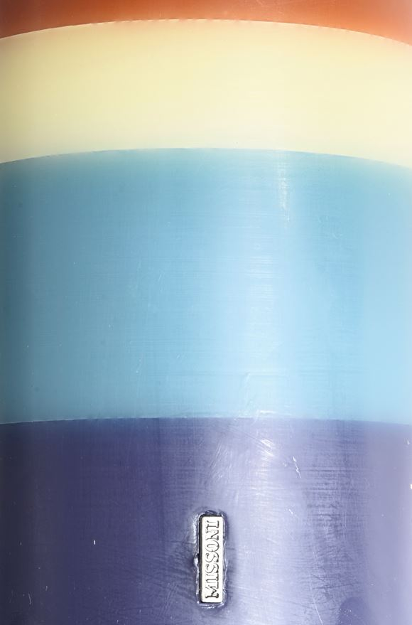 MISSONI HOME FLAME TOTEM CANDLE E, Side view
